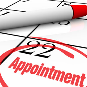 Appointment Setting (Initial Contact -> Appointment Setting)